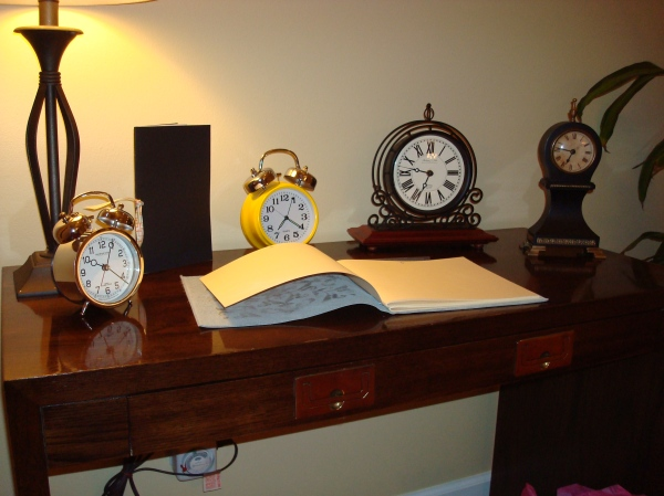 clock-table