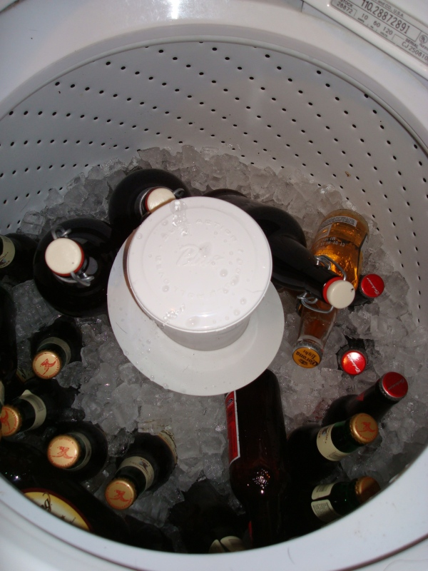 beer washer