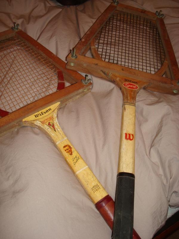 Rackets!