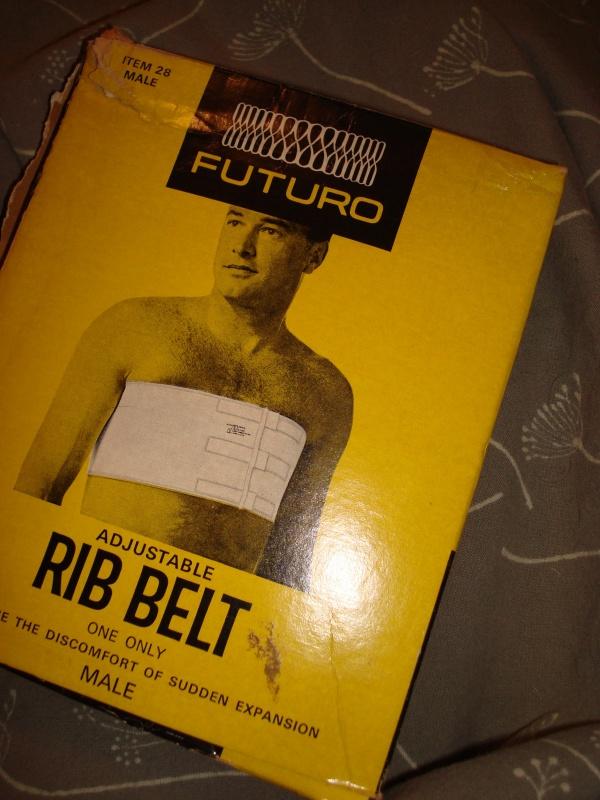 Futuro Rib Belt