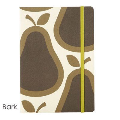 orla bark pear notebook