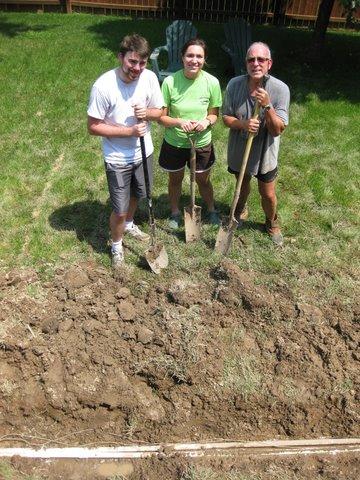 Proud diggers