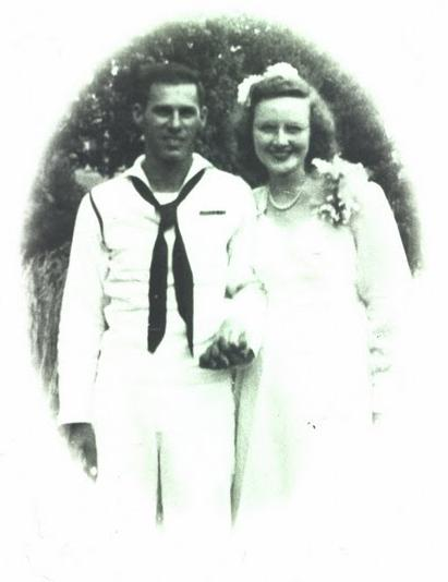 Pop&Momwedding_day_1945