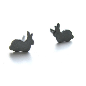 cuddle bunny earrings