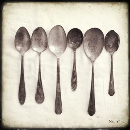 silverware no 1657