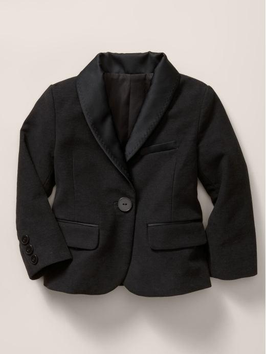 stella tux coat
